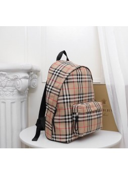 Burberry Checked backpack Bag
