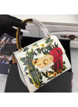 DOLCE&GABBANA  SHOPPING BAG WITH EMBROIDERY