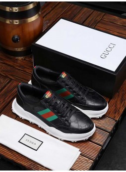 GUCCI TRENDY NEW SPORTS MEN'S SHOES