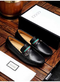 GUCCI 2019 NEW CASUAL LEATHER SHOES WILD