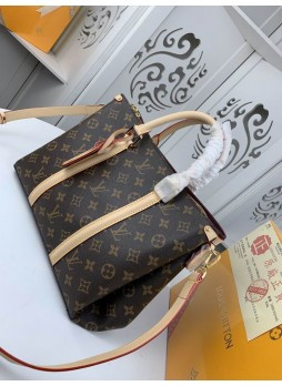 LOUIS VUITTON  HINA MM MAHINA GALET
