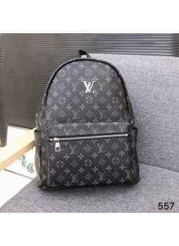 LOUIS VUITTON Black Presbyopia Men's Backpack