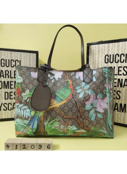 Gucci Bird of Paradise Series Tote