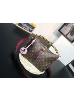 LOUIS VUITTON BEAUBOURG HOBO MONOGRAM BAG