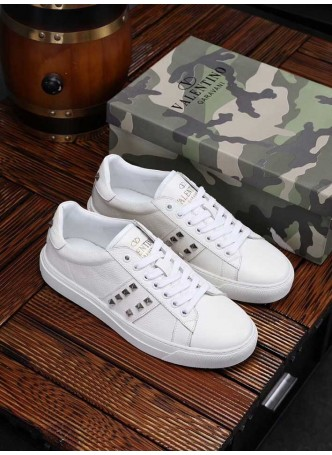 VALENTINO Personalized fashion sneakers WITH LOGO