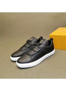 GUCCI SUMMER BREATHABLE MEN'S SHOES 2019 NEW BOARD SHOES