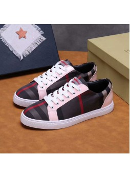 BURBERRY CASUAL SHOES ENGLAND SNEAKERS