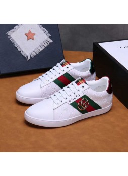 GUCCI 2019 NEW FASHION SNEAKERS CASUAL LOAFERS
