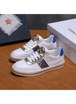 VERSACE EUROPE MEN'S CASUAL SHOES SNEAKERS LUXURY SHOES