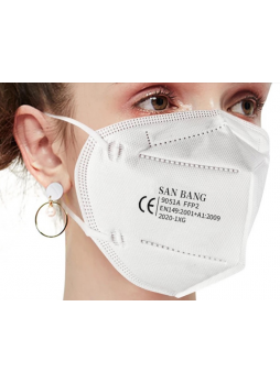 50PCs China KN95 Face Mask Dust Masks 3M Respirators 3M N95 Disposable Masks