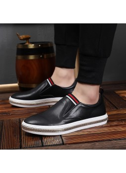 GUCCI 2019 LOAFERS MEN'S CASUAL BOARD SHOES MEN'S SHOES